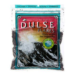 Calories in dulse